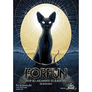 Poster Forfun, Rio de Janeiro