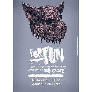 Poster Forfun, Curitiba