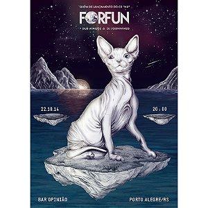 Poster Forfun, Porto Alegre