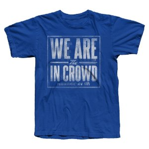 Camiseta We Are The In Crowd, Logo