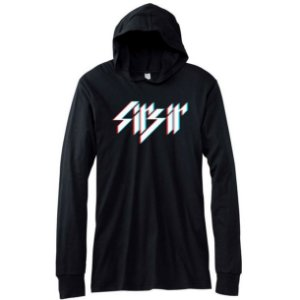 Camiseta SIRsir -  Manga Comprida Capuz