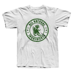 Camiseta Maskavo, All Natural