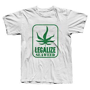 Camiseta Legalize Seaweed