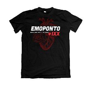 Camiseta Emo., Mais Uma Vez 20 anos (Emoponto)