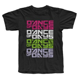 Camiseta Dance of Days, Color