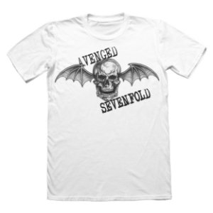 Camiseta Avenged Sevenfold, Deathbat
