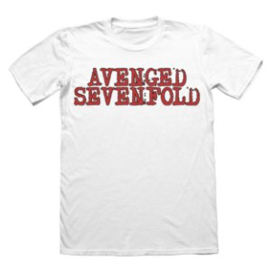 Camiseta Avenged Sevenfold, Logo