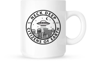 Caneca Neck Deep, Citizens of Earth