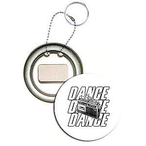 Chaveiro Abridor de Garrafa Dance of Days, Radio