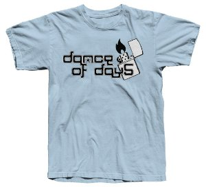 Camiseta Dance of Days, Isqueiro