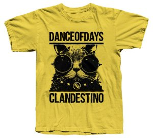 Camiseta Dance of Days, Clandestino