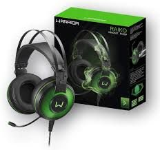 Headset Gamer Warrior Raiko  - PH259