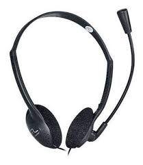 Headset Multimídia Multilaser