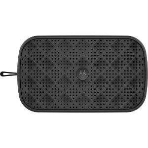 Caixa de Som Sonic Play 100 Motorola  Preto Bluetooth 4.1  Speaker