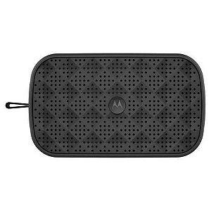 Caixa de som Bluetooth 4.1 Motorola Sonic Play 150 - Preto
