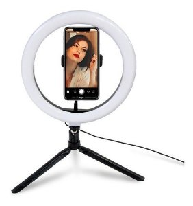 Iluminador Ring light de Led