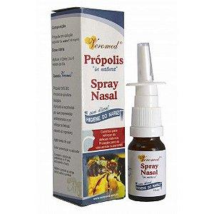 Própolis Nasal Spray - Sem álcool 10mL- Veromed