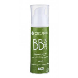 BB Cream Orgânico - Médio - Organela