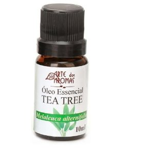 Tea Tree  - Melaleuca O.E. 10ml  - Arte dos Aromas