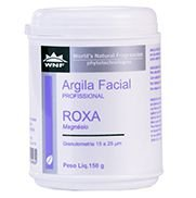 Argila Facial Roxa  - WNF