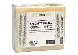 Sabonete Barra Esfoliante Cristais 100g – Arte dos Aromas