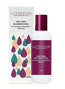 Loção Tônica Equilibrante Facial 120mL – La Vertuan – Bio Vegan