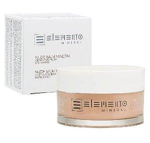 Nude Balm Hidratante Facial Efeito Mate 50g – Elemento Mineral
