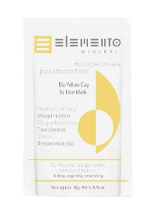 Bio Argila Amarela 30g – Elemento Mineral