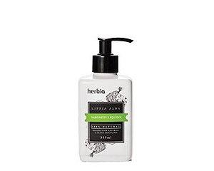 Sabonete Liquido Orgânico Lippia Alba - 300 ml -Herbia