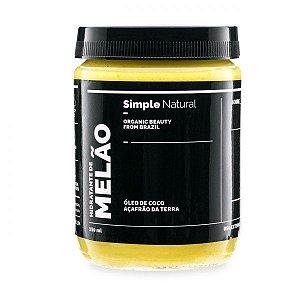 Hidratante de Melão - Simple Organic