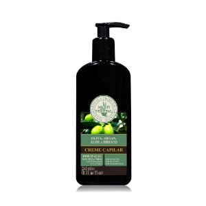 Creme de Oliva Com Argan - Multi Vegetal - 240ml