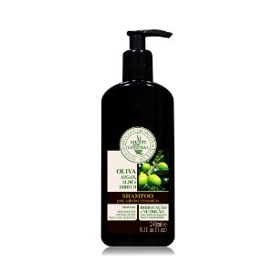 Shampoo de Oliva Com Argan - Multi Vegetal - 240ml