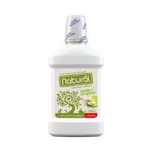 Enxaguante Bucal Natural - Contente-  250mL