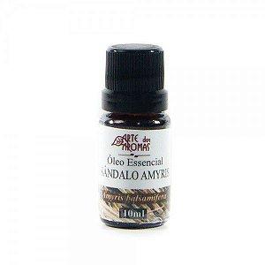 Óleo Essencial Sândalo - 10ml Arte Dos Aromas