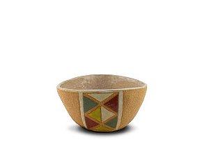 Incensário de Cerâmica Cumbuca - Adobe #1 - Inca aromas