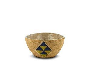 Incensário de Cerâmica Cumbuca - Adobe #2 - Inca aromas