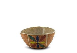 Incensário de Cerâmica Cumbuca - Adobe #3 - Inca aromas