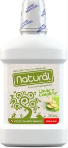 Enxaguante Bucal Natural com ingredientes orgânicos 250mL- Orgânico Natural
