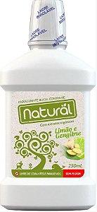 Enxaguante Bucal Natural com ingredientes orgânicos 250mL- Orgânico Natural