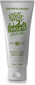 Sabonete Líquido Natural com Óleo de Coco e Extrato de Romã 237ml- Orgânico Natural
