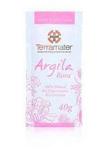 Argila Orgânica Rosa - Terramater