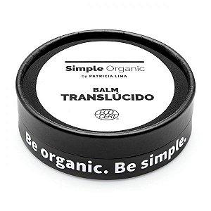 Balm Translúcido -  Simple Organic - 30 gr