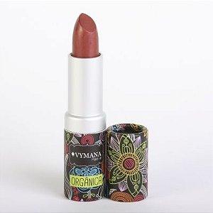 Batom Orgânico 04 – Vermelho -  Vymana Make Up 4g