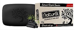 Sabonete Natural Suavetex com Carvão Ativado 80g - Orgânico Natural