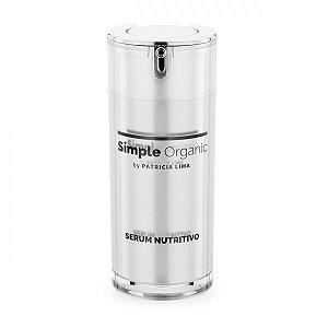 Sérum Facial - Simple Organic -95 gr
