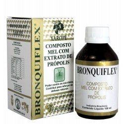 Xarope Bronquiflex - Composto Mel com Extrato de Própolis - Veromed