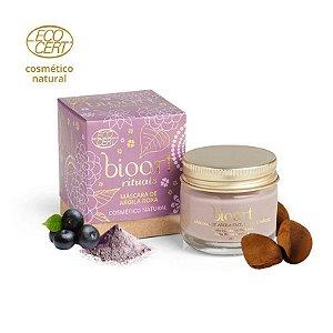 Máscara Calmante Bionutritiva (Argila Roxa, Açaí, Andiroba e Lavanda) - Bioart