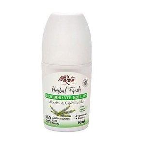 Desodorante Roll On Alecrim & Capim 50mL - Arte dos Aromas
