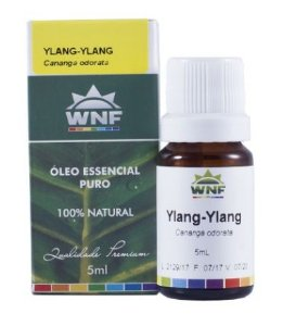Óleo Essencial Ylang-Ylang 5ml - WNF