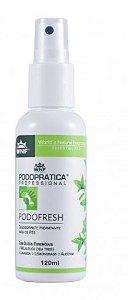 Podofresh desodorante para os pés - Podoprática 120mL - WNF
